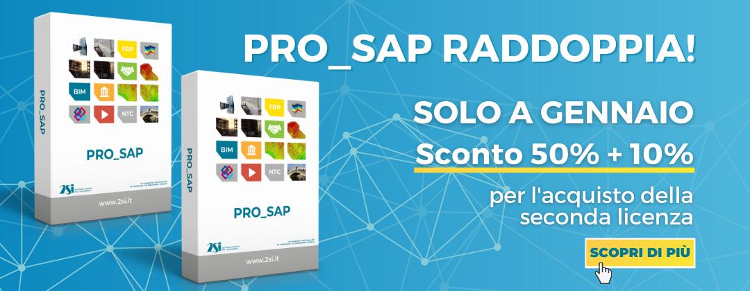PRO_SAP Raddoppia